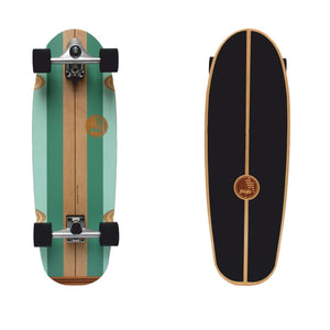 "Slide Surfskateboard Gussie 31"" Avalanche"