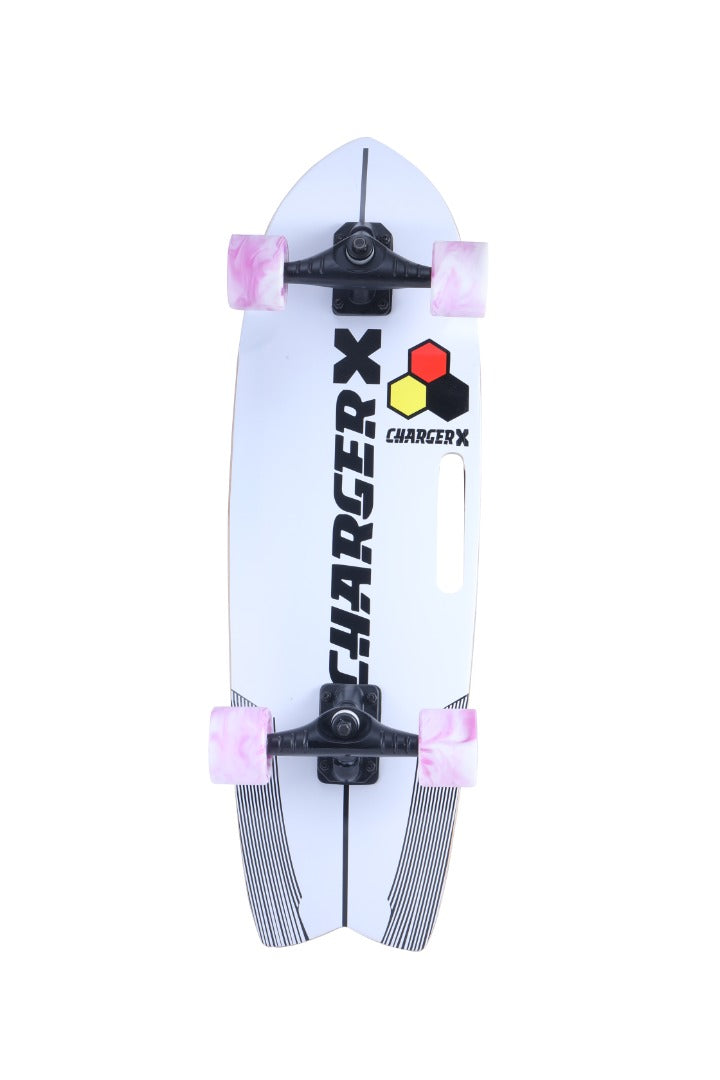 Charger X – Stoke 31″ Surfskateboard