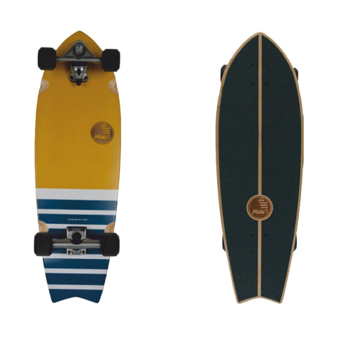 Slide Surfskateboard Fish 32