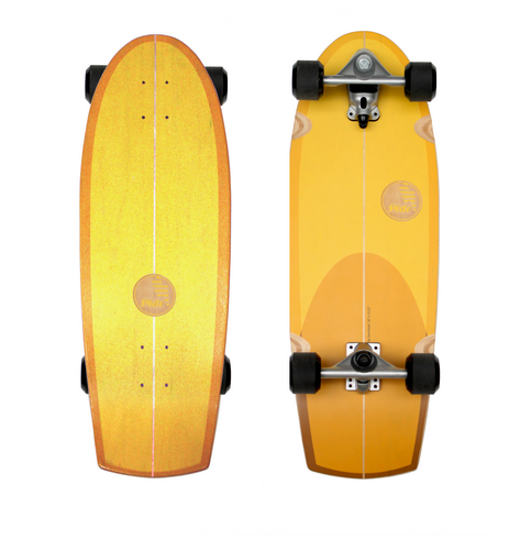 Slide Surfskateboard Quad 30