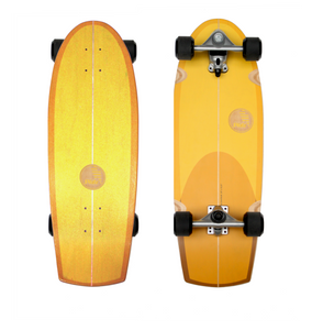 Slide Surfskateboard Quad 30""