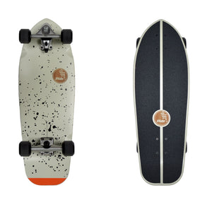 "Slide Surfskateboard Joyful 30"" Splatter ab 10. August lieferbar - Vorbestellen!"