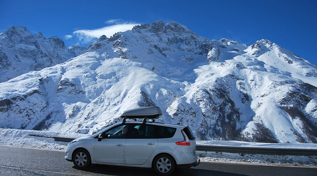 Driving to a European Ski or Snowboarding Resort is easier than you think.