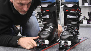 What to consider when buying ski boots