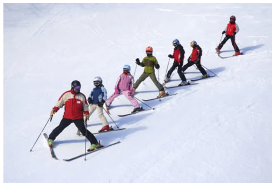 Information for first time skiers and snowboarders