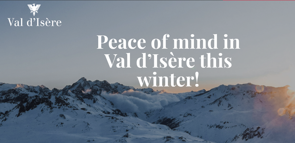 Val D'Isere is Open for business 28th November 2020 to 2nd May 20121