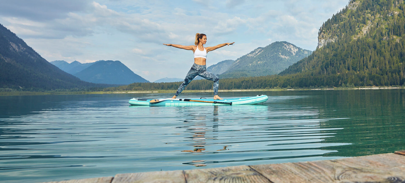 stand up paddle boards from Coyoti