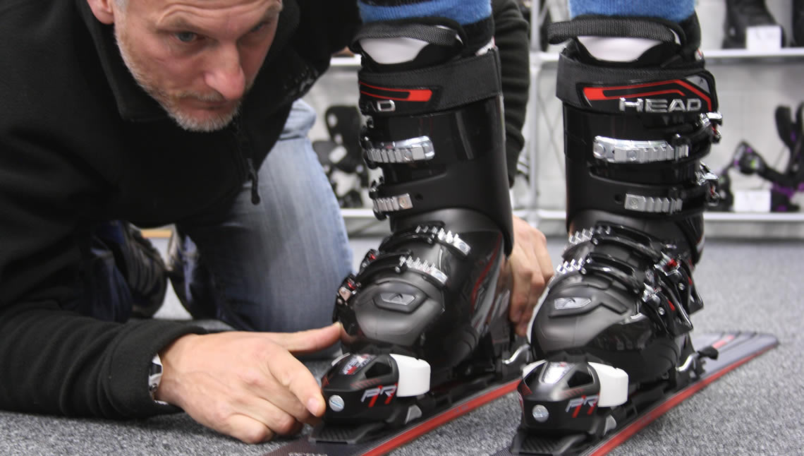 757ec6144a Ski boot fitting service