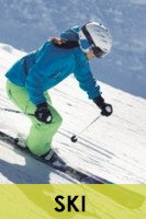 Coyoti ski shop TechFeet skiing image