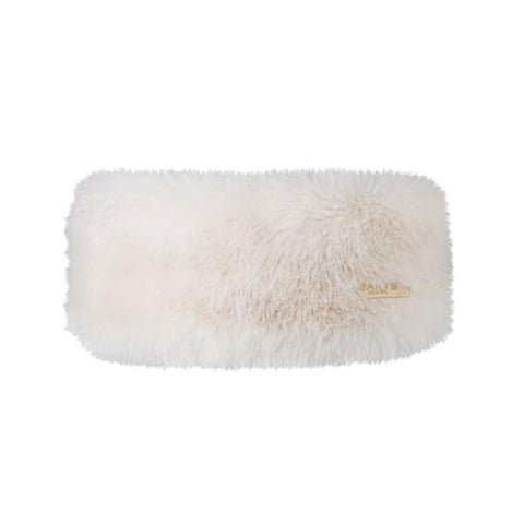 Barts Ladies Fur Headband White