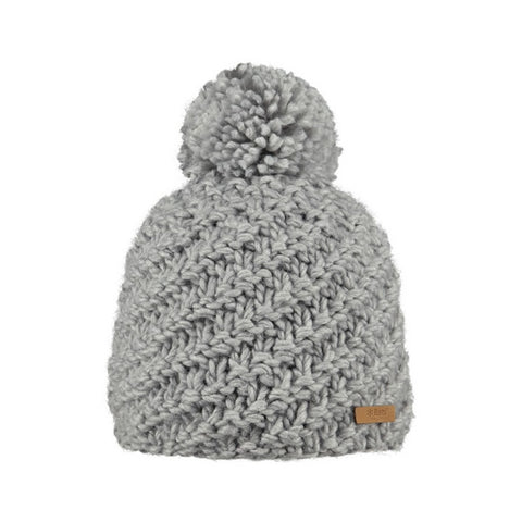 Barts Chani Beanie Heather Grey