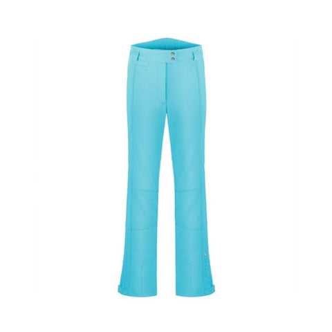 Poivre Blanc Ladies W18 0820 WO/A Stretch Pants Azure Blue