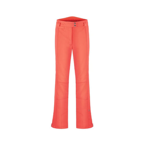 Poivre Blanc Ladies W18 0820 WO/A Stretch Pants Nectar Orange