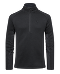 Spyder Outbound Mens HZ Sweater Blk-Blk