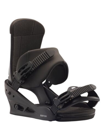 Burton Custom Re:Flex Snowboard Binding in Black