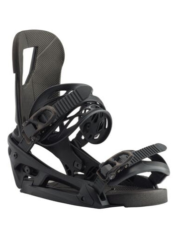 Burton Cartel EST Snowboard Binding in Black