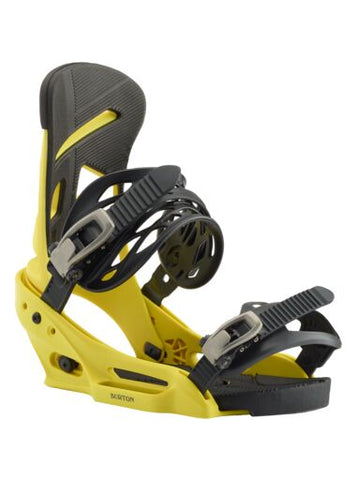 Burton Mission EST Snowboard Binding in Grellow