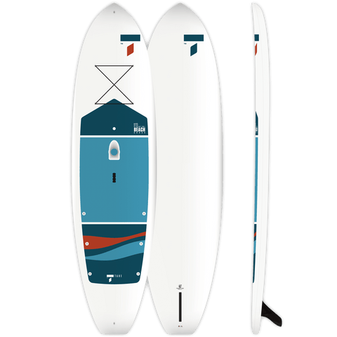 "Bic Tahe 11'0"" Beach Cross TT Stand Up Paddles Board style 106829."