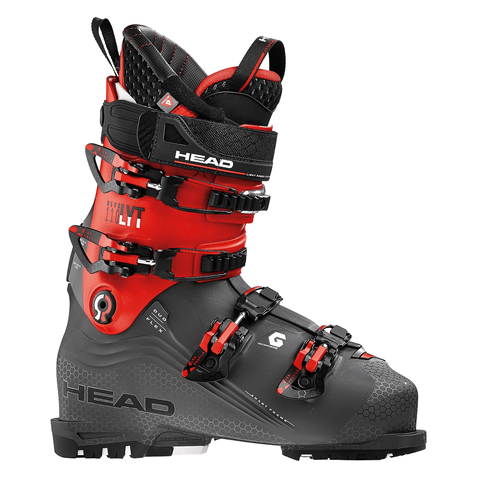 Head Nexo LYT 110 Men's Ski Boot Anthracite and Red