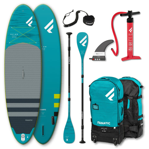 "Fanatic Fly Air Premium 2021 10'8"" Inflatable SUP"