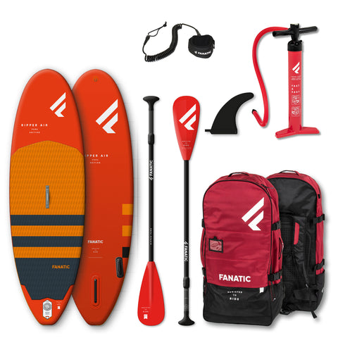 Fanatic Ripper Air 2021 7'10 Inflatable SUP