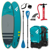 "Fanatic Fly Air Premium 10'4"" Inflatable SUP Package"