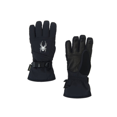 Spyder Synthesis Gloves GTX Ladies Ski Blk-Blk-Blk
