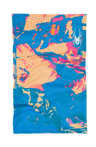Spdyer Cruise Boys Neck Tube in Glacier Print
