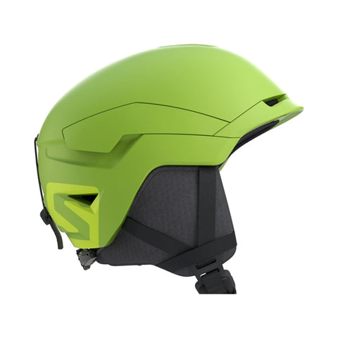 Salomon Quest Access Ski Helmet in Greenery 4053560