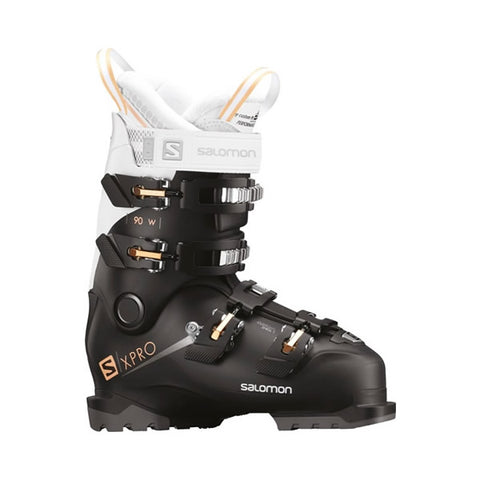 Salomon X Pro 90 Womens Ski Boot in Black 405517