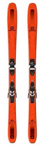Salomon QST 85 ski with Warden 11 binding