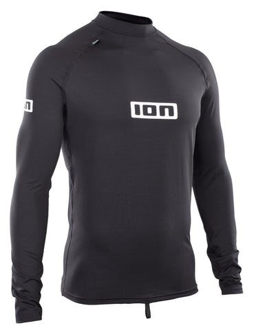ION Promo Rashguard for Men Long Sleeve in Black Style: 48212-4235