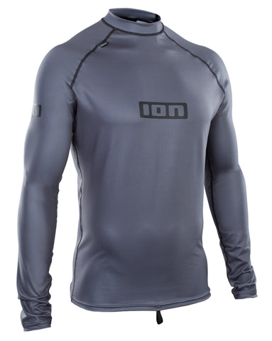 ION Promo Rashguard for Men Long Sleeve in Steel Blue Style: 48212-4235-STB