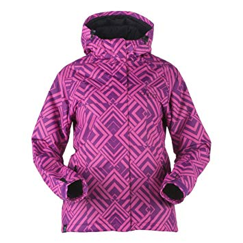 Animal Ginita Ladies Ski Snowboard Jacket Wild Aster