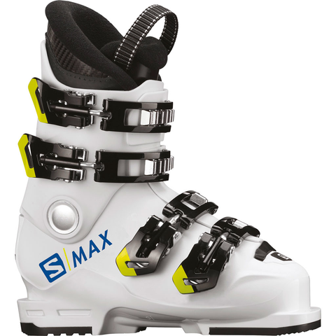 Salomon S/Max 60 T Kids Ski Boot in White