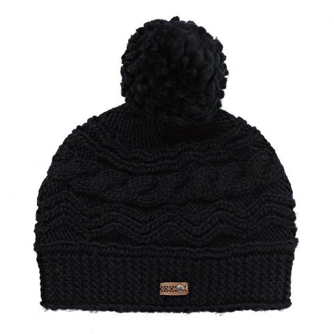 Roxy Winter Beanie True Black