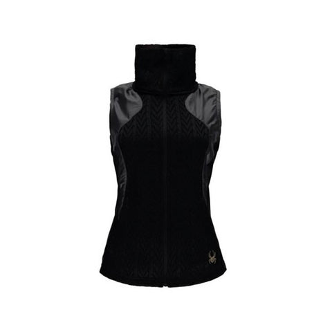 Spyder Ladies Lolo Vest Stryke Black
