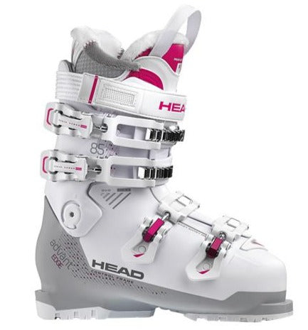 Head Advant Edge 85 Womens Ski Boot in White