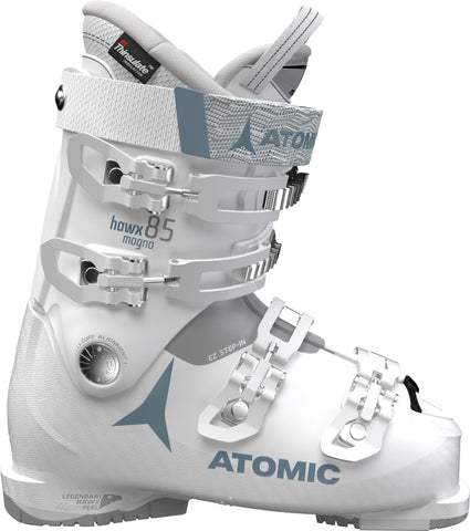 Atomic Hawx Magna 85 W ski boot in White and Grey