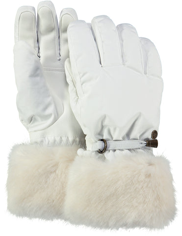 Barts Empire Womens Ski Glove White