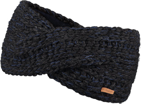 Barts Jasmin Headband Dark Heather