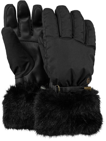 Barts Empire Ladies Ski Glove in Black