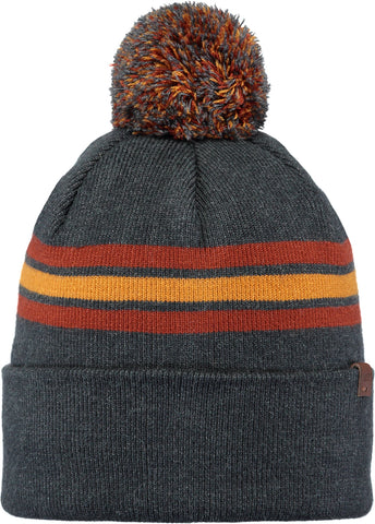 Barts Gye Beanie in Dark Heather