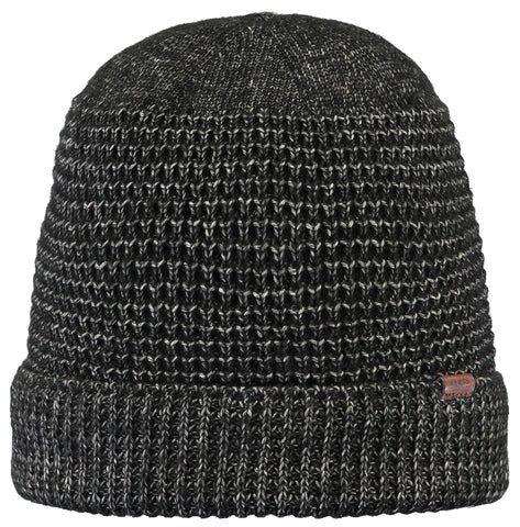 Barts Lecco Beanie in Black