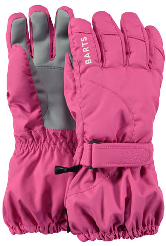 Barts Tec Kids Gloves in Fuchsia