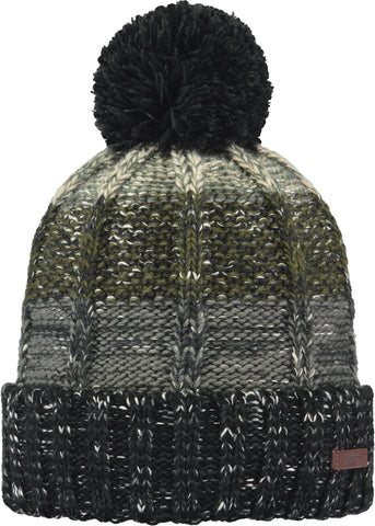 Barts Vista Beanie in Black