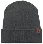 Barts Willes Beanie in Dark Heather
