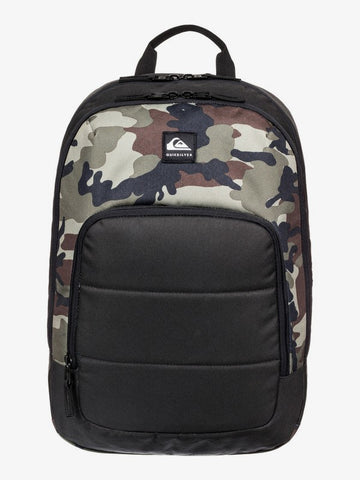 Quiksilver Burst 24L Medium Backpack in Crucial Camo