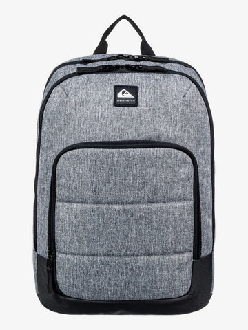 Quiksilver Burst 24L Medium Backpack in Light Grey Heather