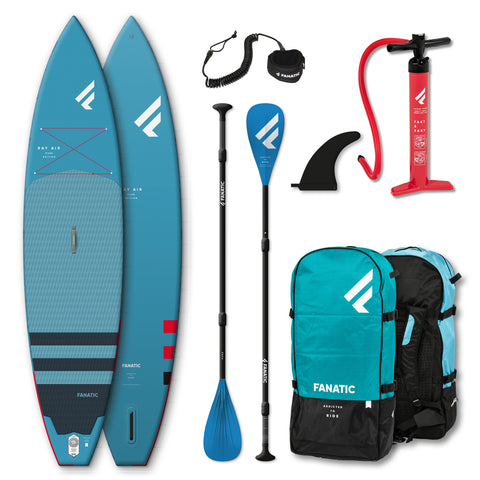 "Fanatic Ray Air 2021 12'6"" Inflatable SUP"